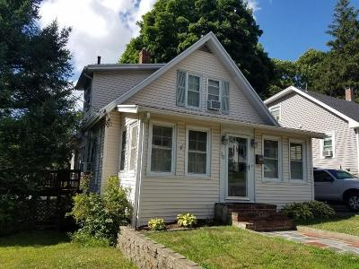 Braintree Single Family Home Contingent: 30 Pleasant View Ave