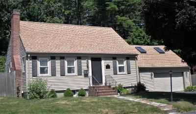 Wakefield Single Family Home For Sale: 12 Harwick Road