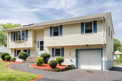 Randolph Single Family Home Under Agreement: 36 Dorr St