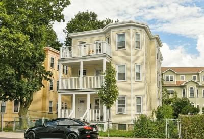 Multi Family Home Under Agreement: 4058 Washington St