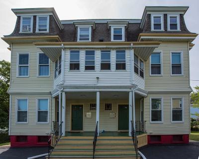 Somerville Multi Family Home For Sale: 42-44 Greenville