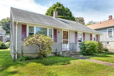 Braintree Single Family Home Under Agreement: 33 Harbor Villa Ave
