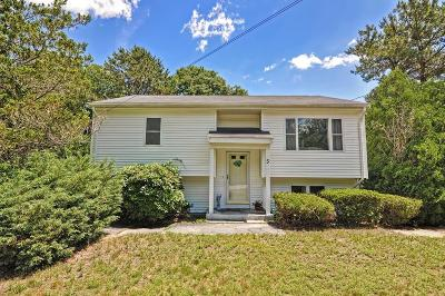 Wareham Single Family Home For Sale: 3 Plymouth Ave