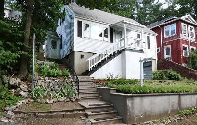 Medford Single Family Home Under Agreement: 21 Taft St