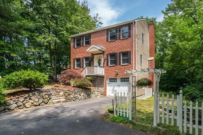 Waltham Single Family Home Under Agreement: 265 Totten Pond Rd