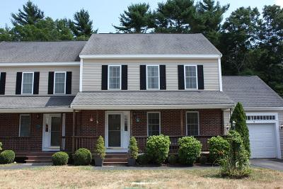 Middleboro Condo/Townhouse Under Agreement: 5 Justine's Way #5