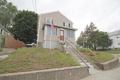 Watertown MA Single Family Home Under Agreement: $639,000