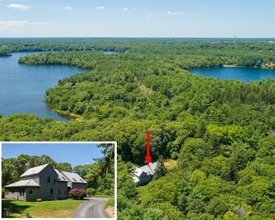 Single Family Home For Sale: 7 Branch Point Rd