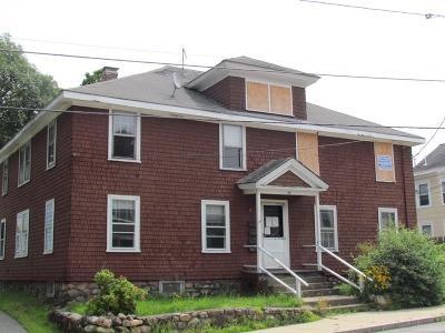 Maynard Multi Family Home Under Agreement: 34 Sudbury St
