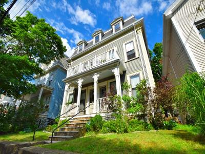 MA-Suffolk County Condo/Townhouse Contingent: 113 Chestnut Ave #3