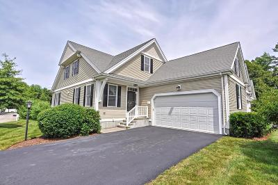 Holliston Condo/Townhouse For Sale: 5 Glacier Way #5