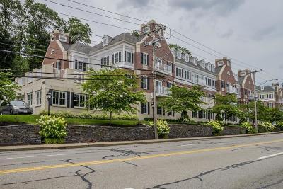 Burlington Condo/Townhouse Under Agreement: 235 Cambridge St. #106