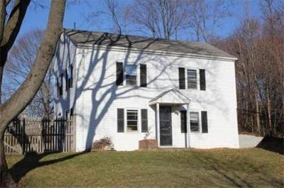 Dedham Single Family Home For Sale: 31 Mount Hope St