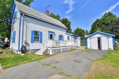 Stoneham Single Family Home Contingent: 140 Park St