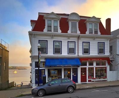 Rockport Condo/Townhouse Under Agreement: 45 Main St #F