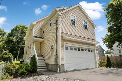 Dedham Single Family Home Price Changed: 17 Paradise Ln