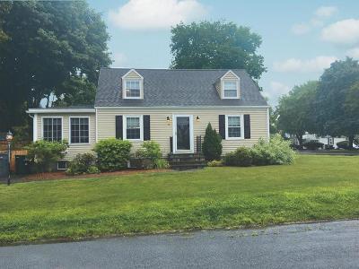 Framingham Single Family Home Under Agreement: 74 Lovering Ave
