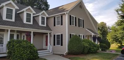 Bellingham Condo/Townhouse For Sale: 41 Bellwood Cir #41