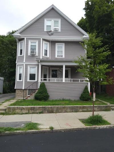 Multi Family Home Back On Market: 2089 Centre St