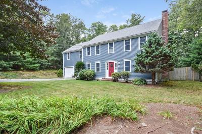 MA-Barnstable County Single Family Home For Sale: 38 Dodson Way