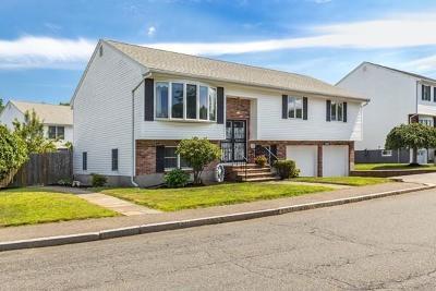 Malden Single Family Home Under Agreement: 34 Pamela Circle