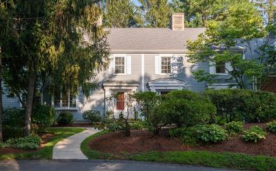 Middleton Condo/Townhouse Under Agreement: 16 Greystone Drive #13