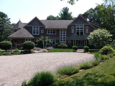 Wenham Single Family Home For Sale: 114 Larch Row