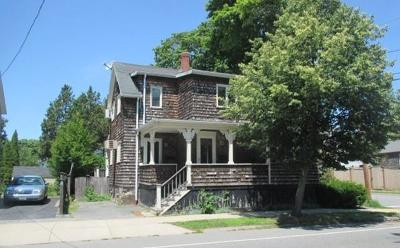 Beverly Multi Family Home Under Agreement: 62 Colon St
