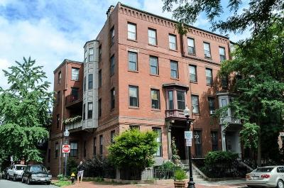 Condo/Townhouse For Sale: 269 Shawmut Ave #4
