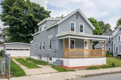 Lowell Single Family Home Under Agreement: 112 Bowden Street