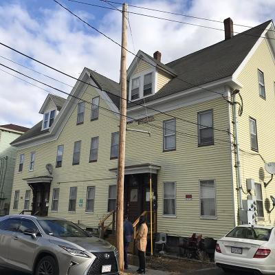 Methuen, Lowell, Haverhill Multi Family Home Under Agreement: 54 Queen St