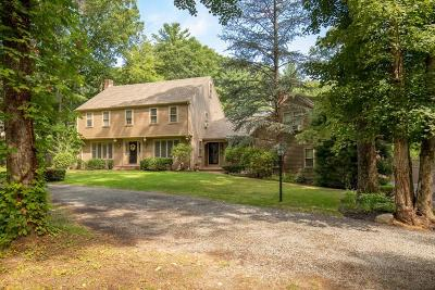 Norwell MA Single Family Home Contingent: $829,000