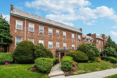 Newton Condo/Townhouse For Sale: 39 Commonwealth Avenue #32