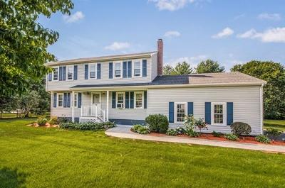 Franklin Single Family Home Under Agreement: 6 Copperfield Lane