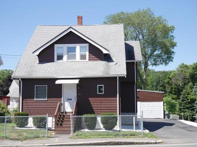 Saugus Single Family Home Under Agreement: 230 Essex St