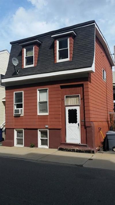 Boston Single Family Home Under Agreement: 43 Brighton St