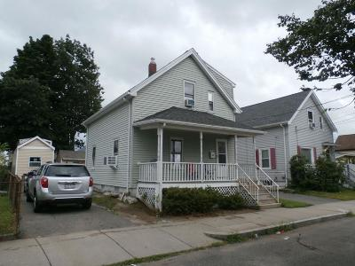 Malden Single Family Home Contingent: 10 Sargent Street