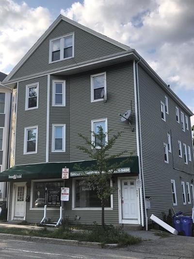 Brookline Rental Back On Market: 803 Boylston #3