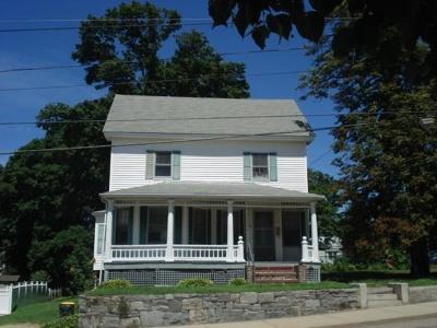 Franklin Single Family Home Under Agreement: 109 School Street