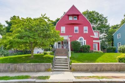 Boston Single Family Home Under Agreement: 92 Colberg Ave