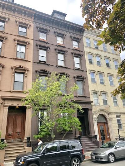 Condo/Townhouse For Sale: 45 W Newton #5
