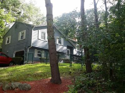 Billerica Single Family Home Contingent: 25 Floyd Street