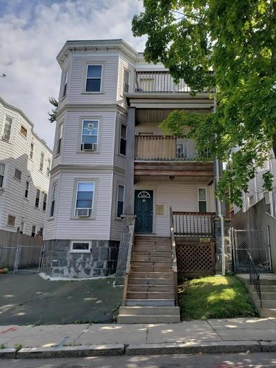 MA-Suffolk County Multi Family Home For Sale: 45 Msgr Patrick J Lydon Way