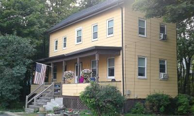 Malden, Medford, Melrose Single Family Home For Sale: 3 Manley Terrace