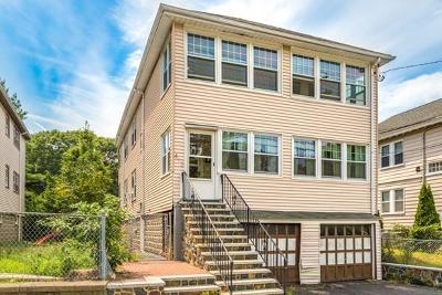 Multi Family Home Contingent: 412 Baker Street