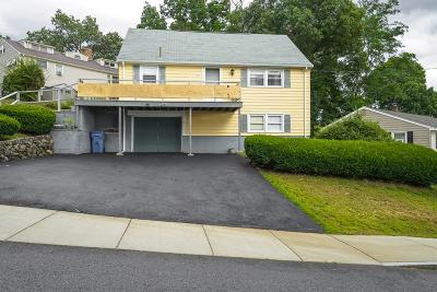 Waltham Single Family Home For Sale: 108 Upton Rd