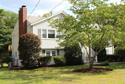 Framingham Single Family Home Under Agreement: 33 Blackberry Lane