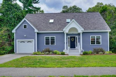 Reading Single Family Home For Sale: 26 Timberneck Dr