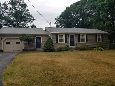 Norton MA Single Family Home Under Agreement: $279,900
