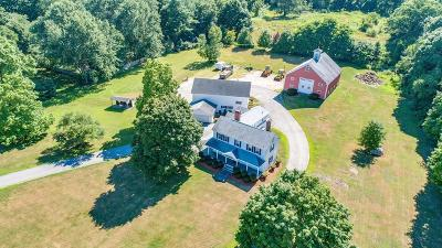 chelmsford Single Family Home For Sale: 190 North Rd
